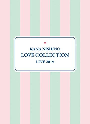 西野カナ / Kana Nishino Love Collection Live 2019 [完全生産限定版]