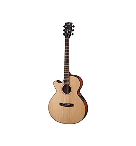 Guitarra folk CORT SFXEGNS: Amazon.es: Instrumentos musicales