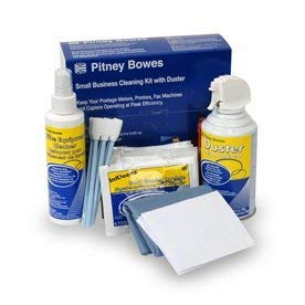 Genuine Compatible Save On Postage Ink Pitney Bowes CK0-2 Business Cleaning Kit (W/Duster) ()