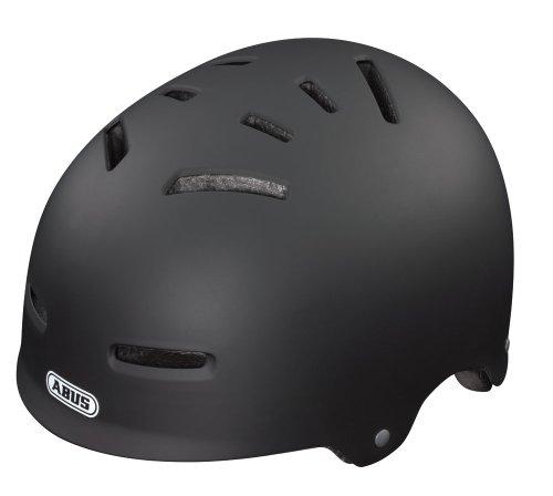 ABUS Fahrradhelm Scraper, velvet black, 54-58 cm, 48755-2