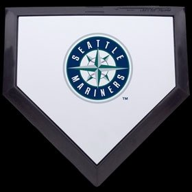 Seattle Mariners Authentic Hollywood Pocket Home Plate