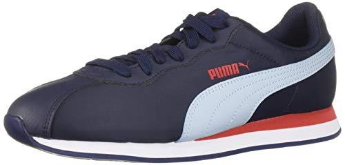 PUMA Men's Turin Sneaker peacoat-light sky-hi 6 M US ()