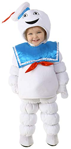 Stay Puft Marshmallow Man Toddler Costume - Small ()