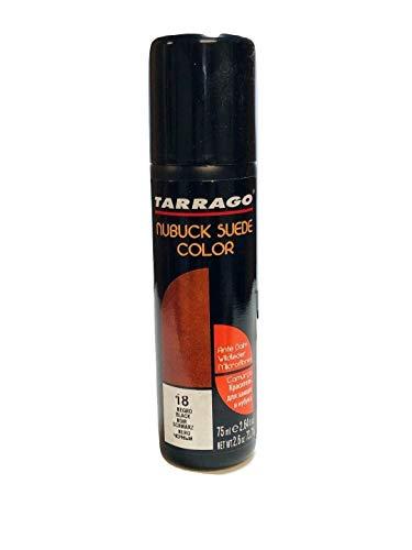 Tarrago Shoe Color Applicator-Renews Suede and Nubuck Footwear (Suede Black Paint)