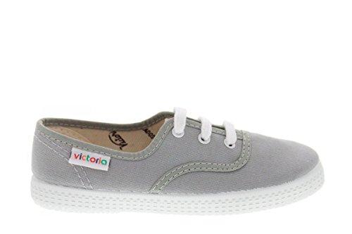 victoria 06613 Unisex Sneaker Grau (Hellgrau)