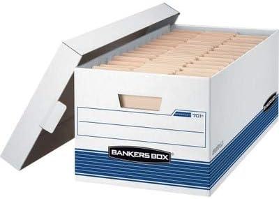 FEL0070104 - Bankers Box Stor/File Storage Box