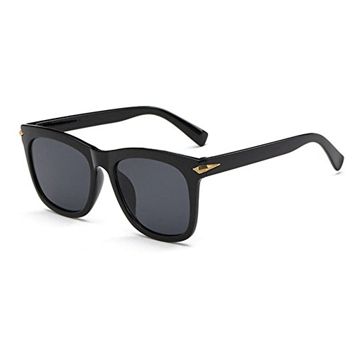 Aoligei Couleurs film Dame couleur lumineuse réfléchissant lunettes de soleil lunettes de soleil lunettes de soleil mode UN5kC