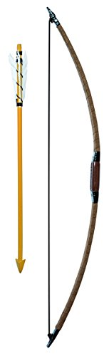 Rasta Imposta Women's Once Upon A Time Snow White's Bow and Arrow, Brown, One Size