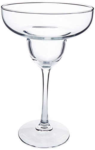 Libbey 13-Ounce Midtown Margarita Glass, Clear, 4-Piece by Libbey