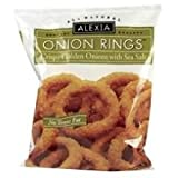 Alexia Foods Crispy Golden Onion Ring, 11 Ounce - 12 per case.