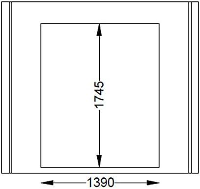 Abri de jardin G201 base: 6,30/M/² 28/mm Steiner Maison toit