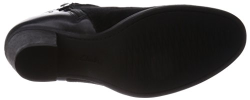 Clarks - Palma Rylie - 261116584 - Color: Negro - Size: 37.0