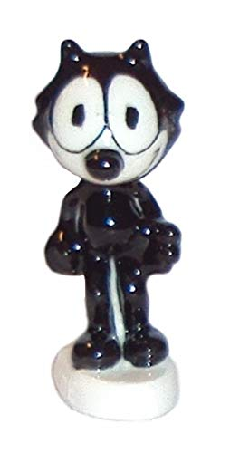 Wade Whimsies Miniature Figurine Felix The Cat Standing for sale  Delivered anywhere in USA