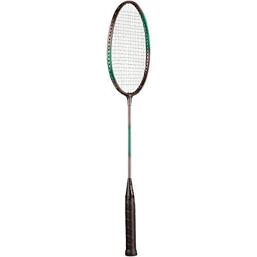 Champion Sports Wide Body Alminum Badminton Racket with Steel Coated Strings