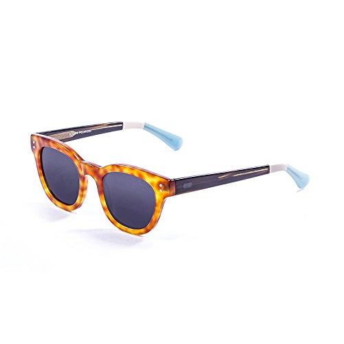 Ocean Sunglasses Santa Cruz Lunettes de soleil Light Brown/Brown Lens B0cre