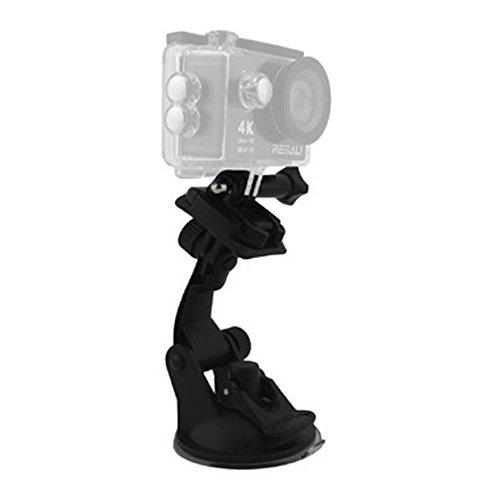 REMALI Suction Dash Mount Action Camera Accessories