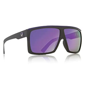 Dragon Alliance Fame Sunglasses, Purple Nebula, Purple Ion