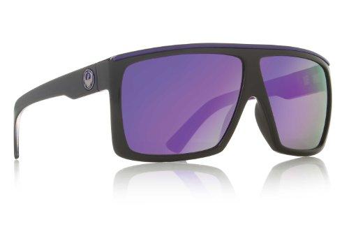 Dragon Alliance Fame Sunglasses, Purple Nebula, Purple - Dragon Fame Sunglasses