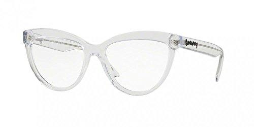 Burberry Women's BE2276 Eyeglasses Transparent 53mm