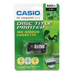 Casio Ribbon Cartridge - Thermal Transfer - 50 Pages - Black - 1 Each ()