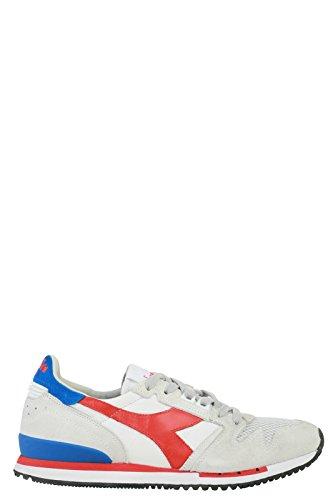 20116130501C6161 Diadora Heritage Sneakers Hombre Gamuza Multicolor Blanc Cassé - blanc