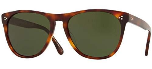 Oliver Peoples DADDY B. OV5091SM - 100771 Sunglasses DARK MAHOGANY ()