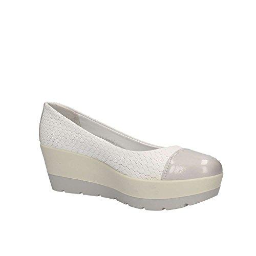 1144811 Bianco Pelle Donna Bianco IGI Scarpe in Ballerine amp;CO CWg5qZ