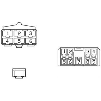 amazon com  all states ag parts radio wiring harness