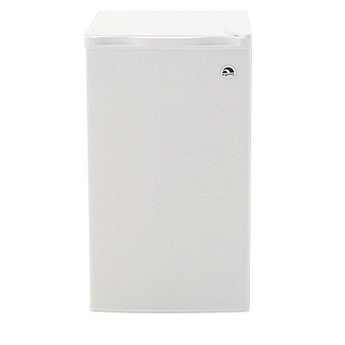3 2 cu Mini Refrigerator White