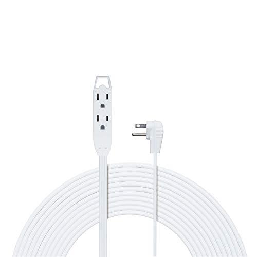 slim outdoor extension cord - 3
