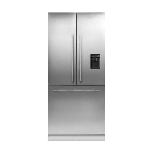 Fisher Paykel RS36A80U1N Integrated Series 36 Inch Built In Counter Depth French Door Refrigerator