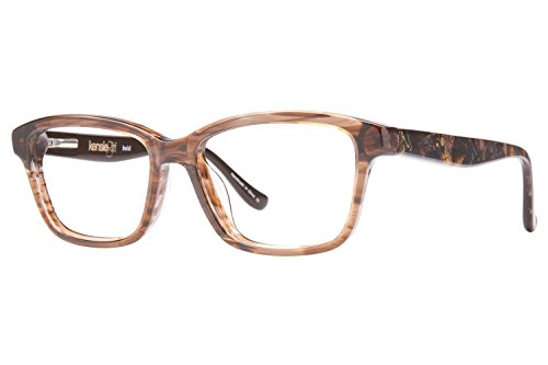 KENSIE GIRL Eyeglasses BOLD Honey 46MM