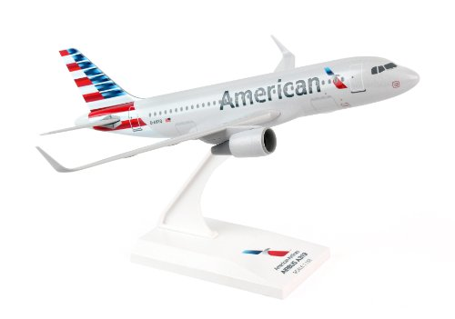 American Skymarks Airlines (Daron Skymarks American A319 New Livery, 1/150-Scale)