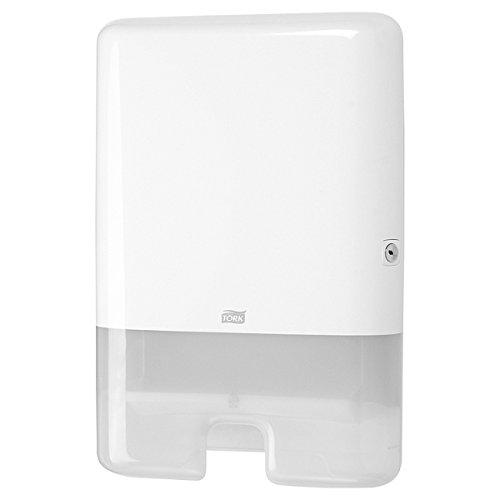 552000 Tork Xpress y el comercio; Multifold dispensador de toalla de mano, blanco (
