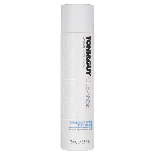 Toni&Guy Cleanse Shampoo for Dry Hair, 8