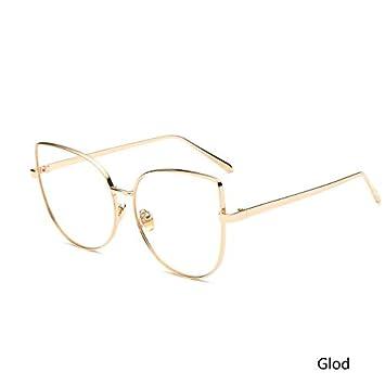 c22faf9cd7 BranXin - Luxury Designer Metal Frame Optical Glasses Women Glasses Cat  Eyle Clear Lens glasses Female
