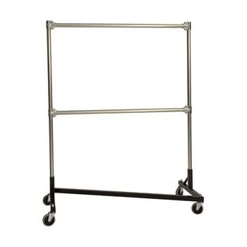 Amazon.com: Quartet one-shelf perchero, Negro: Office Products