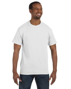 Gildan 5.3 oz. Heavy Cotton T-Shirt, X-Large, White