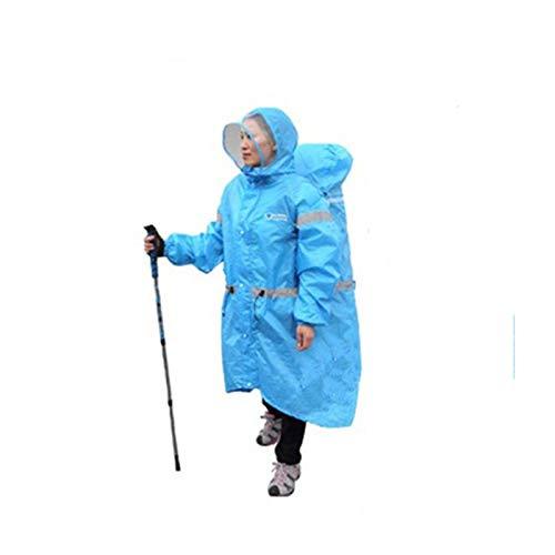 Zaino Campeggio Dqmsb Coprimoto Ultraleggero Escursionismo Outdoor Fotografia Dimensioni Orange Alpinismo Impermeabile Blu M Poncho colore Monopezzo vWdWqfA