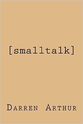 Amazon com: smalltalk: a coffee table conversation