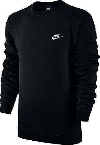 Classic Fleece Sweatshirt Black