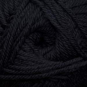 (Cascade 220 Superwash Merino Worsted 28 Black)