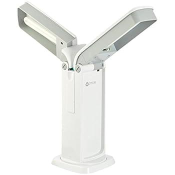 OttLite D26008 26W Dual-Sided Task Lamp,