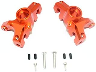 GPM LOSI-1//10 Rock Rey LOS03009T1//T2 Aluminum Front Knuckle ARMS-10PC Set Blue