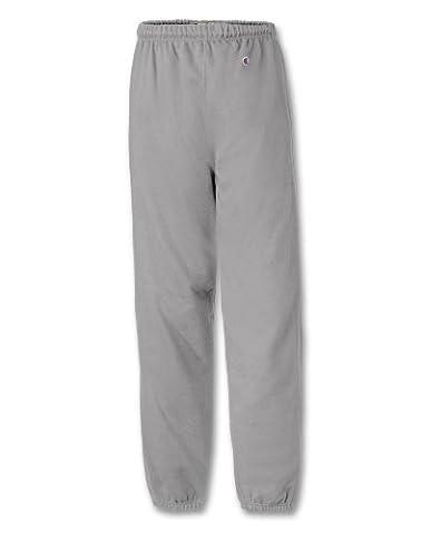 Champion Reverse Weave Pant P049, M, Silver Grey - Champion Oxford Sweatpants