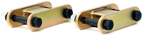 Fabtech FTS2096 2'' Lift Rear Shackle Kit for Toyota Tacoma by Fabtech (Image #1)