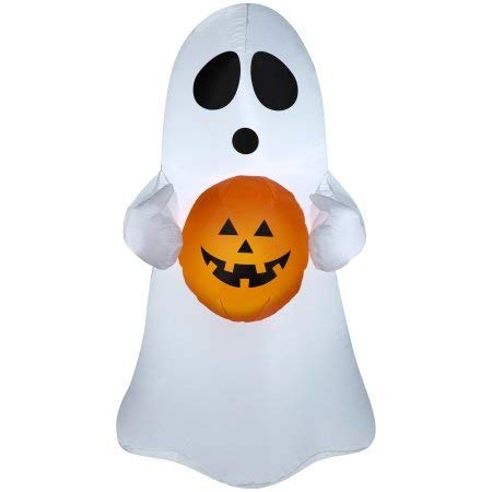Airblown Inflatable Cute Halloween Decor 3.5 ft Tall by Gemmy Industries (Spooky Cute -