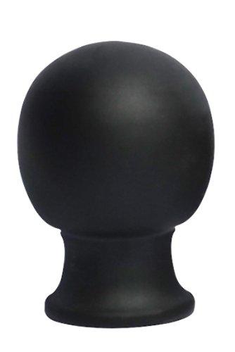 - Urbanest Bola Lamp Finial for Lamp Shades,1-1/4-inch Diameter (Black)