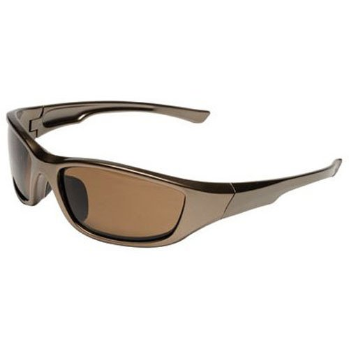 Safety Works 10105404 Safety Glasses Espresso Glare Gone Polarized