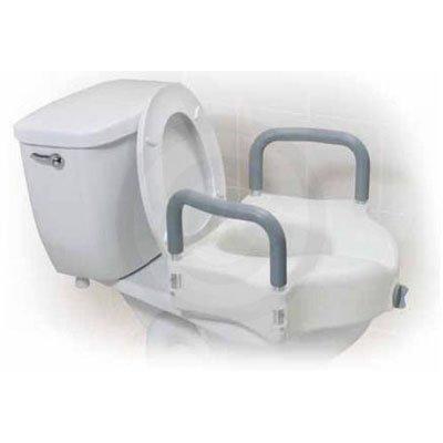Best Drive Medical Raised Toilet Seats - Drive Medical Raised Toilet Seat with